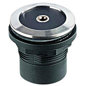 Klinkeneinbaubuchse, 2,5 mm, Stereo, 3-pol SCHLEGEL RRJVA KL2,5 200