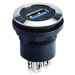 USB3.0 Jack SCHLEGEL RRJVA USB3 AA