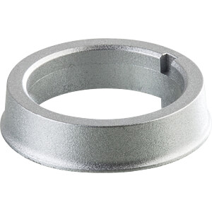 Distance ring -  silver, for Shortron 0,5 - 2,5 mm SCHLEGEL SDR