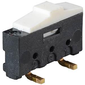 Schiebeschalter 1x UM, stehend, SMD EXCEL CELL ELECTRONIC ESP3020