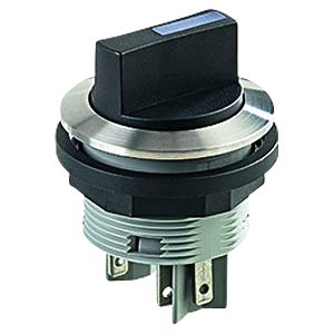 Illuminated Selector Switch, momentary SCHLEGEL SVAWBLII