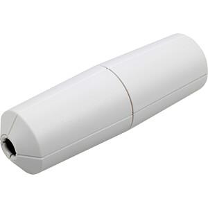 LED-Schnur-Drehdimmer, 33 x 110 mm, weiß INTER BÄR GMBH 8118-008.61