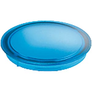 Cap for RONTRON-R/Q-JUWEL, blue SCHLEGEL TA_K22RRBL