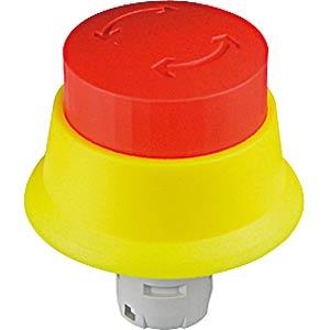 Emergency stop button, mounting Ø: 16.2 mm SCHLEGEL TA_RKUV40
