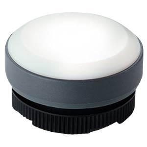 FS+ 22 - Leuchtenvorsatz - rund, ws, Blende flach RAFI 1.74.508.001/2200