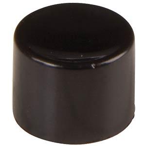 Kappe für Serie 8000 und 18000, schwarz APEM U482