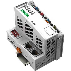 Programmable fieldbus controller WAGO 750-881