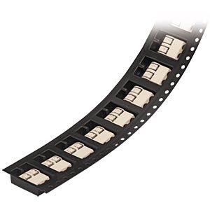 SMD Leiterplattenklemme 2-polig WAGO 2060-802/998-404
