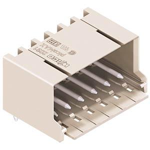 picoMAX 3.5 pin header, angled, 3-pin WAGO 2091-1423