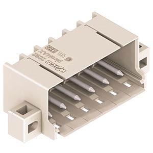 picoMAX 3.5 pin header, angled, 5-pin WAGO 2091-1425