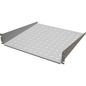 Geräteboden für 19-Gehäuse, 2 HE, 446 x 450 x 90 mm, grau RND COMPONENTS RND 455-00980