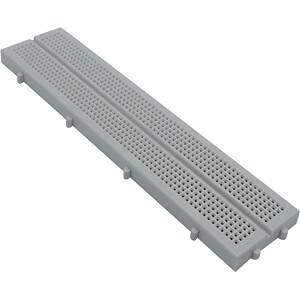 Experimentier-Steckboard, 640 Kontakte, weiß RND COMPONENTS RND 255-00025