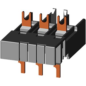 Connection: contactor — RCD for S0 / AC SIEMENS 3RA2921-1A
