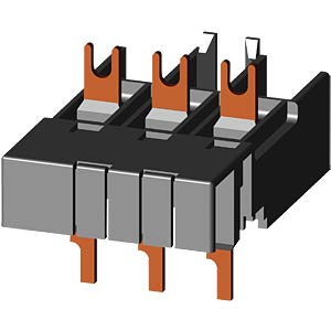 Connection: contactor — RCD for S0 / DC SIEMENS 3RA2921-1B