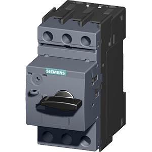 Circuit breaker, S00, 0.9-1.25A / 0.37kW SIEMENS 3RV2011-0KA10