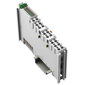 8-Kanal-Analogeingangsklemme 0-10 V ± 10 V WAGO 750-497