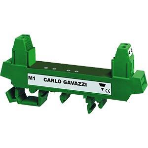 DIN-Schienenadapter CARLO GAVAZZI RPM1P