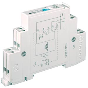 Auto-off-on relay, 1xUM, 250 V/10 A, 230 V FINDER 19.21.0.024.0000