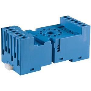 Relaissockel Varitec für: FIN 60.13, blau FINDER 90.03