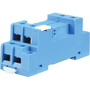Relaissockel für: FIN 56.32, blau FINDER 96.72