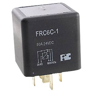 High-current relay, 12 V, 1 N/O contact, 150A FORWARD FRC6BA-1-DC12V