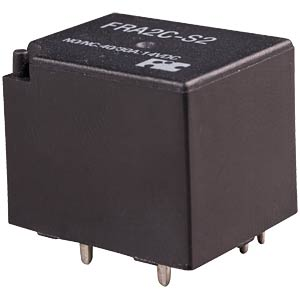 High-current relay FRA2C-S2 12 V, 1 changer 30 A FORWARD FRA2C-S2-DC12V