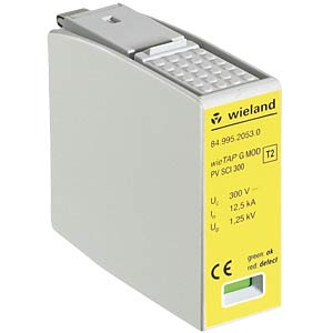 Replacement module outside for GM YPV SCI-600 WIELAND 84.995.2053.0