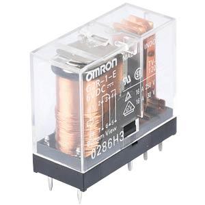 Printrelais - 1 Wechsler, 16 A, 6 V DC OMRON G2R1E6DC