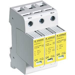 Solar lightning protection GM YPV SCI 600 V (FM) WIELAND 84.995.2515.0