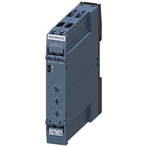Multi-function timing relay — 1 changeover contact, 12 - 240 V A SIEMENS 3RP2505-1AW30