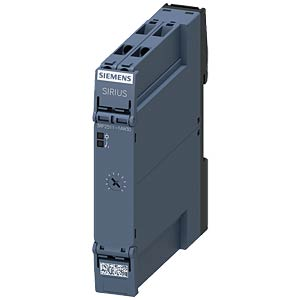 Electronic timing relay — 1 changeover contact, 12 - 240 V AC/DC SIEMENS 3RP2511-1AW30