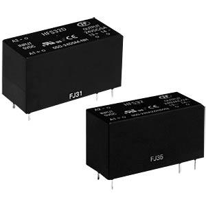 SIP-Lastrelais,MOSFET, Last 3A, E:19,2-28,8VDC HONGFA HFS32D/24D-24D3M-N