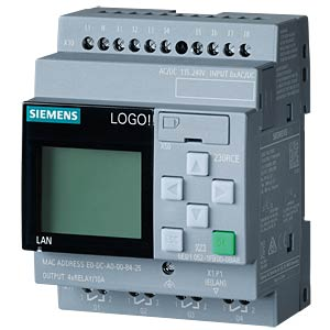 LOGO!8 230 RCE, logic module with display SIEMENS 6ED1052-1FB00-0BA8