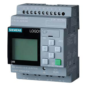 LOGO! 24 CE, logic module with display SIEMENS 6ED1052-1CC01-0BA8