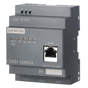 Compact-Switch-Modul, 4x RJ45 Port Ethernet Switch SIEMENS 6GK7177-1FA10-0AA0