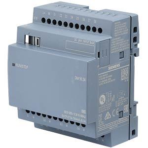 LOGO!8 Erweiterungsmodul - 8xEin / 8xAus 24V DC SIEMENS 6ED1055-1CB10-0BA2