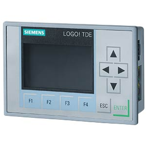 LOGO!8 TDE, text display SIEMENS 6ED1055-4MH00-0BA1