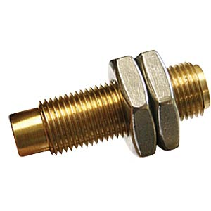 Magnet inside threaded case M8, length= 38 mm MEDER 2500001208