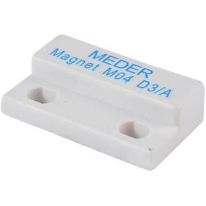 Magnet 23mm x 14mm x 6mm MEDER M 4