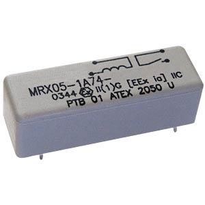 Reedrelais, 5 V, 1 Schließer, 0,5 A, SMD, Ex MEDER 8705171200