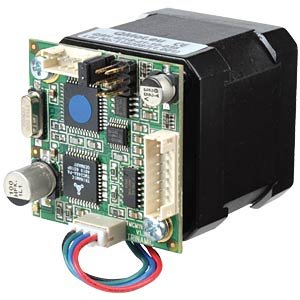 Stepper motor with electronics, RS-485 TRINAMIC PD2-110-42-485