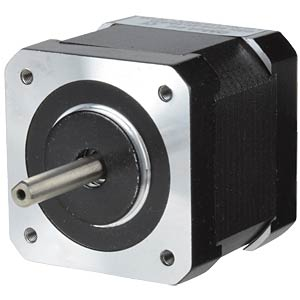 Hybrid stepper motor 42x42mm, length 49.5mm TRINAMIC QSH4218-51-10-049