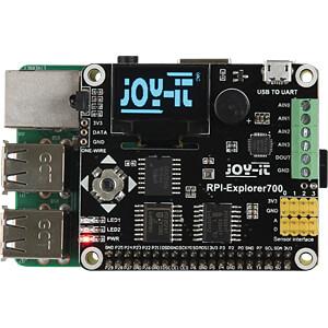 Raspberry Pi Shield - Multifunktionsplatine Explore 700 JOY-IT RB-EXPLORER700