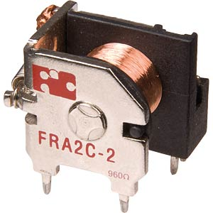 60 high-current relay FRA2 12 V, 1 changer 60 A FREI