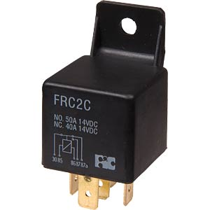50A high-current relay FRC2 24 V, 1 changer FREI