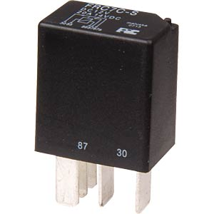 25 A high-current relay FRC7 12 V, 1 changer FREI