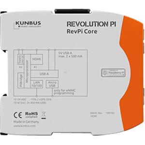 RevPi Core KUNBUS PR100102
