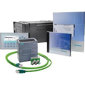 SIMATIC S7-1200 starter kit + KP300 SIEMENS 6AV6651-7HA01-3AA4