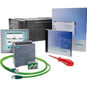SIMATIC S7-1200 Starter Kit + KTP400 SIEMENS 6AV6651-7KA01-3AA4