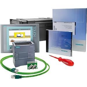 SIMATIC S7-1200 Starter Kit + KTP700 SIEMENS 6AV6651-7DA01-3AA4